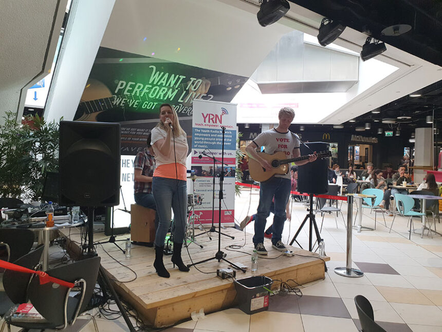 Waverley Mall Talent Scouted for Party at the Palace Festival