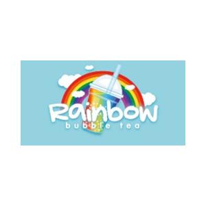 Rainbow Bubble Tea