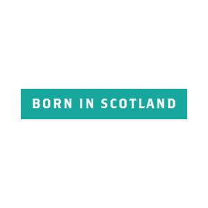 Born in Scotland