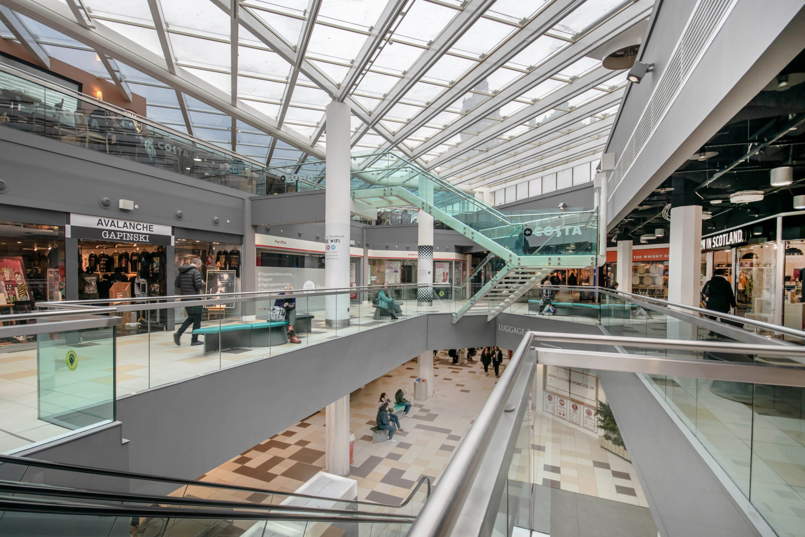 Waverley Mall Commercial Opportunities
