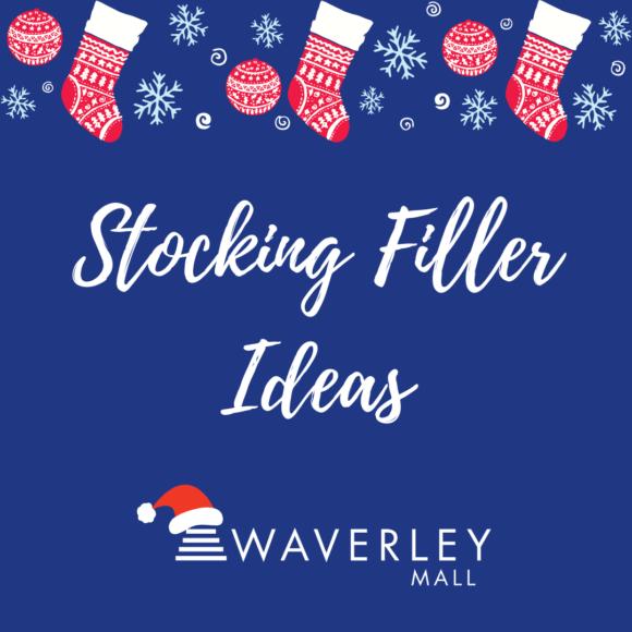 Waverley Mall Stocking Filler Ideas